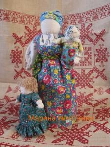 Куклы Марины Игнаткиной 1